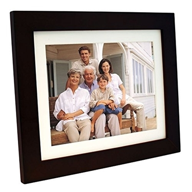 Picture of Panimage PI1002DW 10.4-Inch Digital Picture Frame (Espresso)