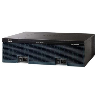 Picture of Cisco 3900 Series Integrated Service Router CISCO3945/K9