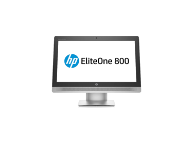 Refurbished HP EliteOne 800 G2 23-inch NON- Touch All-in-One PC, 23 in, Intel Core i5@3.2 GHz, 16 GB DDR4, 256GB SSD, Windows 10 Pro,No CD ROM