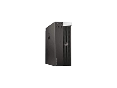 Refurbished Dell Precision T5810 - Xeon E5-1620v3 3.5GHz with 128 GB SSD and 16 GB RAM