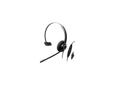 ADDASOUND ADD-CRYSTAL-SR2831RG Single Ear, Advanced Noise Cancelling USB